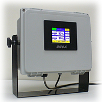 IMPAX TSS-4 Monitor: Side