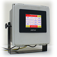 IMPAX TSS-6 Monitor: Side