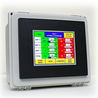 IMPAX TSS-8 Monitor: Side